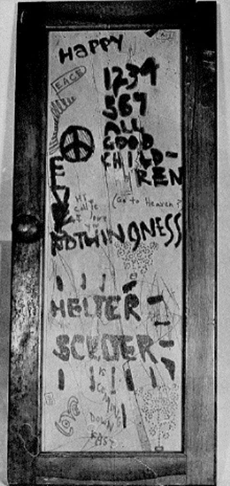 Helter Skelter Door