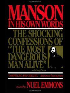 Charles Manson book